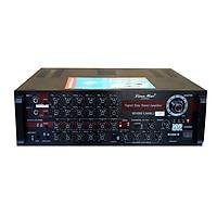 Ampli Karaoke 1260Blu Bluetooth Chống hú Echo Digital và Reverb Sub  Hàng chính hãng