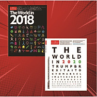 The Economist: The World In 2020, 2018
