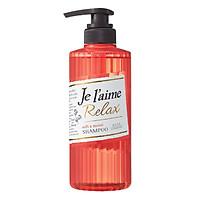 Dầu Gội Cho Tóc Xơ Cứng Kosé Cosmeport Je L'aime Relax Shampoo Soft & Moist (500ml)