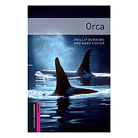 Oxford Bookworms Library (2 Ed.) Starter: Orca