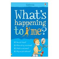 Usborne What's Happening to Me? (Boy)