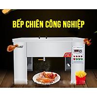 Bếp chiên, nhúng khoai tây, gà rán, thực phẩm công nghiệp 50L NEWSUN - Hàng chính hãng