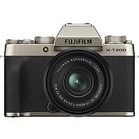 Máy Ảnh Fujifilm X-T200 + Lens 15-45mm (24.2MP) - Hàng Chính Hãng