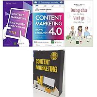 Sách - Hộp sách Content Marketing
