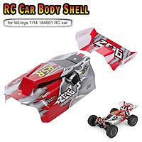 WLtoys 1/14 144001 RC Car Body Shell Kit PVC Printed Car Body RC Car Parts