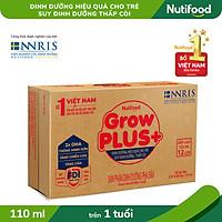 Thùng 48 hộp Sữa Bột Pha sẵn GrowPLUS+ Suy Dinh Dưỡng 110ml