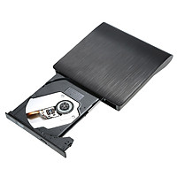 Ultra Slim External Drive DVD-ROM USB 3.0 Reader 3D Blu-Ray Player for Linux Windows Mac OS