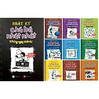 Combo Sách - Nhật Ký Chú Bé Nhút Nhát (Tập 1-10)