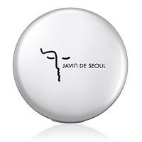 Phấn bột dạng nén siêu mịn, lâu trôi javin de seoul Hàn quốc 13g/ hộp Kèm 1 mặt nạ collagen dabo