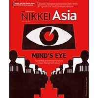 Nikkei Asian Review: Nikkei Asia - 2021: MIND'S EYE - 24.21 tạp chí kinh tế nước ngoài, nhập khẩu từ Singapore