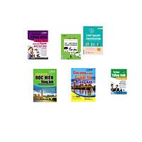 combo 5 cuốn:Tự Học Giao Tiếp Tiếng Anh Qua Truyện Cười+Giao Tiếp Tiếng Anh Thật Dễ Dàng +Luyện Kỹ Năng Đọc Hiểu Tiếng Anh+Cẩm Nang Sử Dụng Giới Từ Tiếng Anh+Tự Học Tiếng Anh Cấp Tốc (Kèm CD Hoặc Dùng App)+( tặng tự học tiếng anh cấp tốc dành cho nhân viên bán hàng+bookmark )