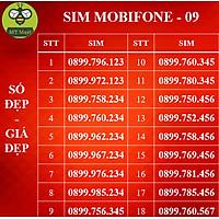 SIM SỐ ĐẸP MOBIFONE SẢNH TIẾN - SỐ DỄ NHỚ, SIM PHONG THỦY - LIST 8- SIM MỚI, ĐĂNG KÝ ĐÚNG CHỦ ONLINE - Hàng Chính Hãng