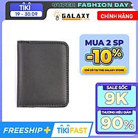 Ví Mini Nhỏ Gọn Để Thẻ Ngân Hàng Căn Cước Galaxy Store GVMB11 - Hàng Chính Hãng