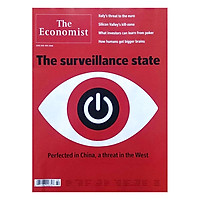 The Economist: THE SURVEILLANCE STATE - 22
