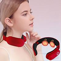 Máy Massage cổ 3D thông minh KD811A Sử Dụng Xung Điện Tần Tenst, Điều Khiển Từ Xa - Hàng Chính Hãng