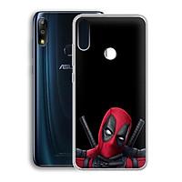 Ốp lưng dẻo cho điện thoại Zenfone Max Pro M2 - 01219 7882 DP03 - Hàng Chính Hãng
