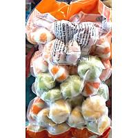 Bánh Bao Mix Màu - Phú Mart