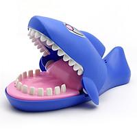 Trò chơi cá mập cắn tay, khám răng cá mập - màu ngẫu nhiên