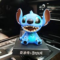 Mô hình lúc lắc đầu Stitch