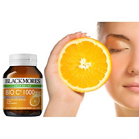 Viên uống bổ sung Vitamin C Blackmores Bio C 1000mg (31 viên)