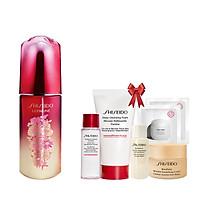 Tinh chất dưỡng da Shiseido Ultimune Power Infusing Concentrate N 75ml Phiên bản giới hạn Mùa lễ hội