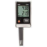 Máy đo ghi nhiệt độ, độ ẩm testo 175 H1