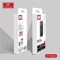Thiết Bị Thu Nhận Âm Thanh Máy Phát Mini Stereo Bluetooth AUX RCA USB 3.5 Mm Jack Cho T V PC Bộ Phụ Kiện Xe Ô Tô Bộ Chuyển Đổi Không Dây - Hàng Chính Hãng