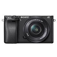 Máy Ảnh Sony Alpha A6000 Kit 16-50mm F3.5-5.6 OSS (Hàng chính hãng) - Tặng Thẻ 16GB + Túi Máy + Tấm Dán LCD