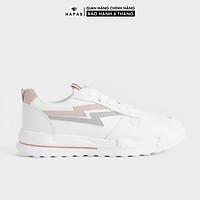 Giày Thể Thao Sneaker Nữ Flash Mix Màu Độn Đế HAPAS - GSK388