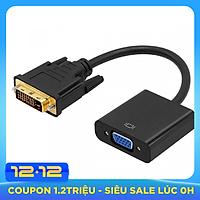 Cáp chuyển đổi DVI (24+1) sang VGA - DVI To VGA