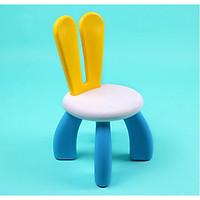 Ghế Ngồi, Ghế Ăn, Ghế Học Cho Bé bằng Nhựa ABS Phong Cách Nhật