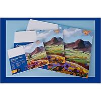 Canvas Pad Acrylic 280GSM 10 tờ - A3,A4,A5