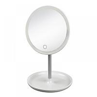 Gương trang điểm thông minh tích hơp đèn led Remax RT-L04 Charming Series - Hàng nhập khẩu