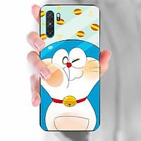 Ốp lưng dành cho Vsmart Active 3  mẫu Doraemon áp kính