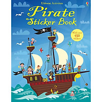 Usborne Pirate Sticker Book