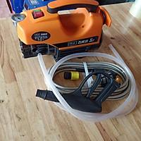máy rửa xe zukui s2 - động cơ dây đồng 2000W