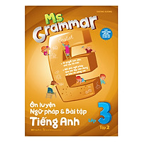 Ms Grammar Ôn Luyện Ngữ Pháp Và Bài Tập Tiếng Anh Lớp 3 Tập 2