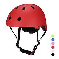 Mũ bảo hiểm thể thao dành cho trẻ em dùng đi xe đạp trượt ván…