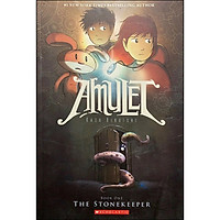 Amulet Book 1: The Stonekeeper (Graphic Novel)