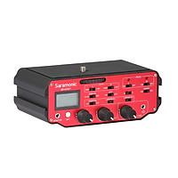 Bộ chuyển đổi âm thanh Saramonic SR-AX107 - Hàng Chính Hãng