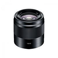 Ống kính Sony E 50mm F1.8 (SEL50F18) Đen - Hàng chính hãng