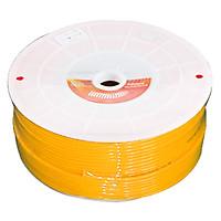 Cuộn dây ống dẫn khí nén PU 8mm x 5mm màu vàng