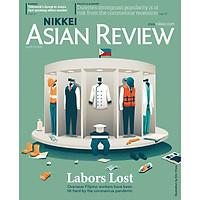 Nikkei Asian Review: Labors Lost - 29.20, tạp chí kinh tế nước ngoài