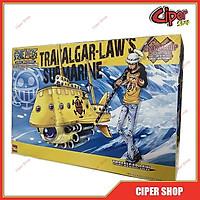 Loại 16cm - Mô hình thuyền tàu Law Trafalgar One Piece Sunny