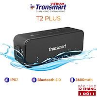 Loa Bluetooth 5.0 Tronsmart Element T2 Plus 20W Âm thanh vòm 360 - Hàng chính hãng - Bảo hành 12 tháng 1 đổi 1