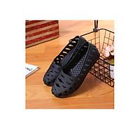 Giày đi mưa ,giày đi biển size 36 đến 40 form chuẩn chống trơn trượt, đế bằng, phù hợp cho mùa hè V163
