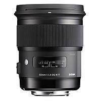 Ống Kính Sigma 50mm F1.4 DG HSM Art For Nikon - Hàng Nhập Khẩu