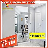 Gương soi toàn thân cao cấp treo tường hoặc dán tường kích thước 40x150cm - HK-5004 - Mirror
