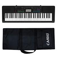 Bộ Đàn Organ Casio CTK-3400 Kèm AD Giá Nhạc Và Bao