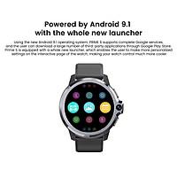 Đồng hồ thể thao thông minh KOSPET PRIME S 1.6 inch IPS màn hình cảm ứng đầy đủ 400*400 độ phân giải chế độ kép/chip kép 8.0 MP+5.0MP
